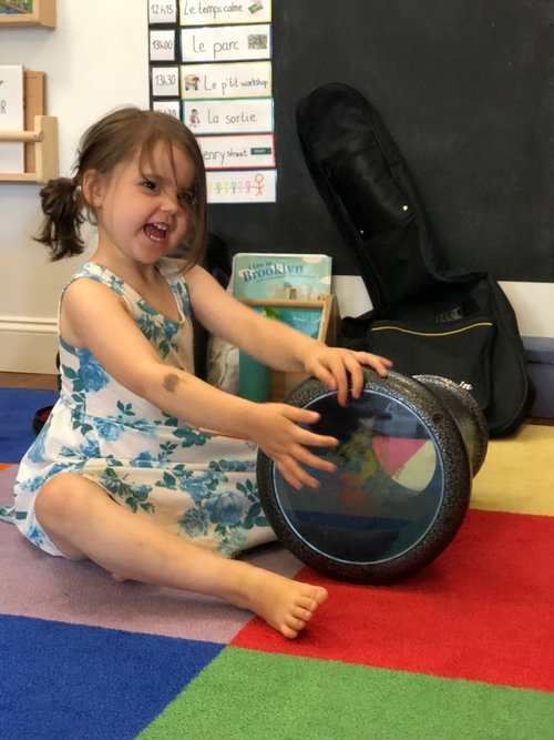 INFANT AND TODDLER - French Immersion Classes