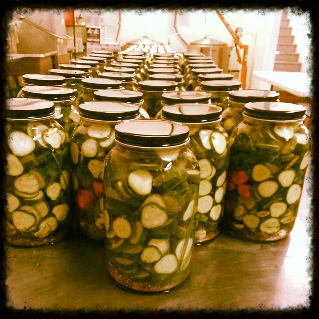 We are now manufacturing 2500 jars each month and have just about outgrown our kitchen.