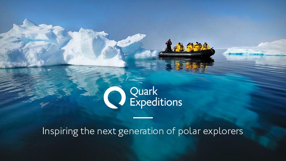 Inspiring the next generation of polar explorers