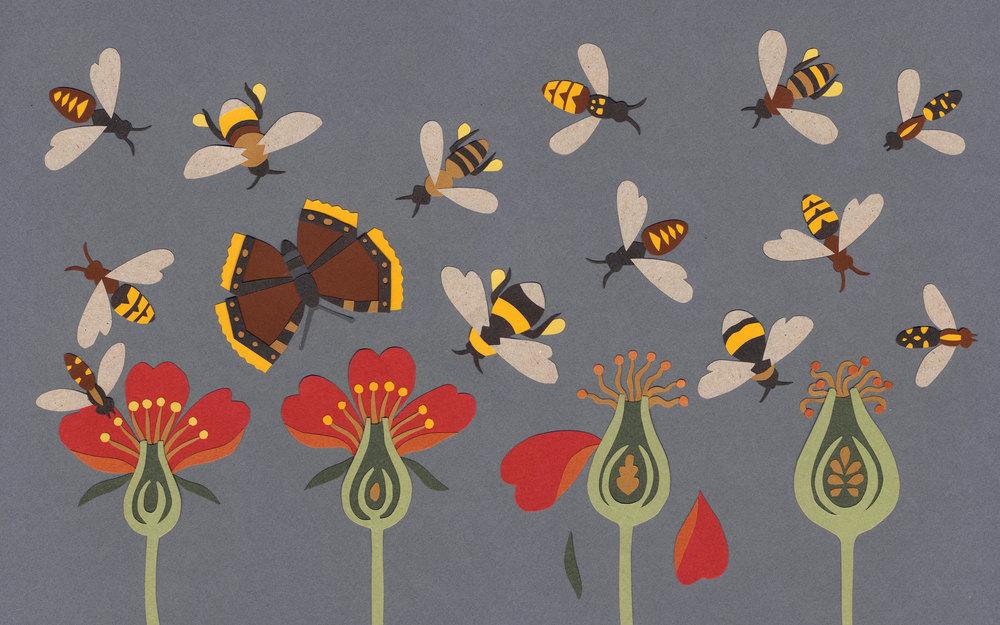 Pollinering och fruktbildning