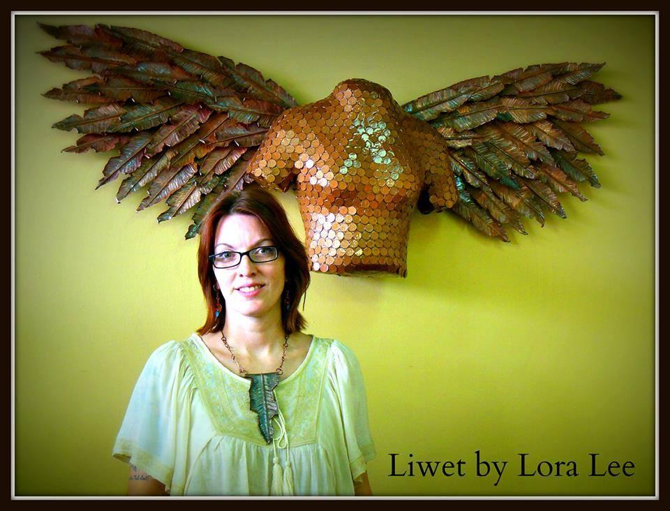 Liwet, by Lora Lee, NCLAC member artist