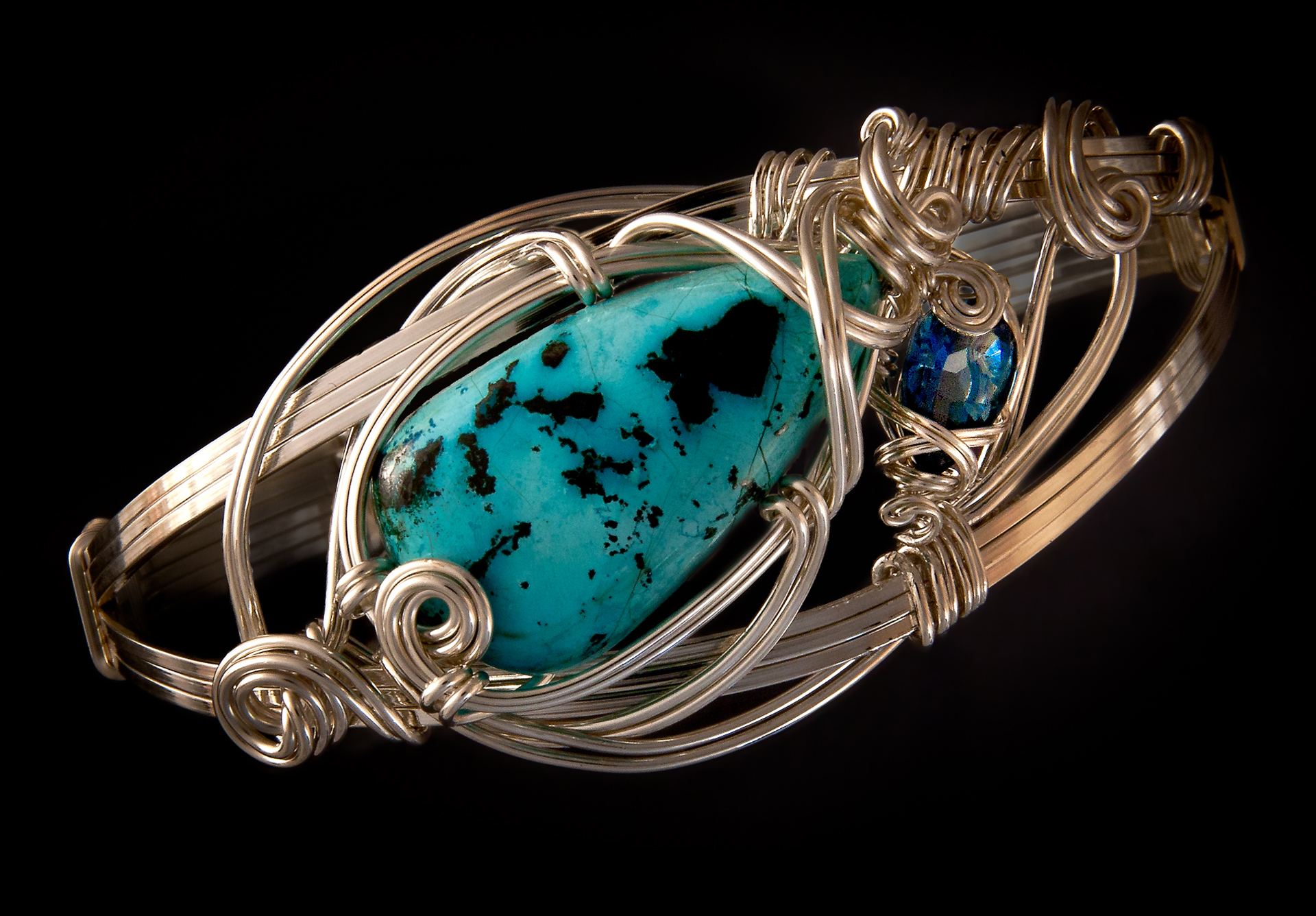 bracelet by Laura Glen Lawson