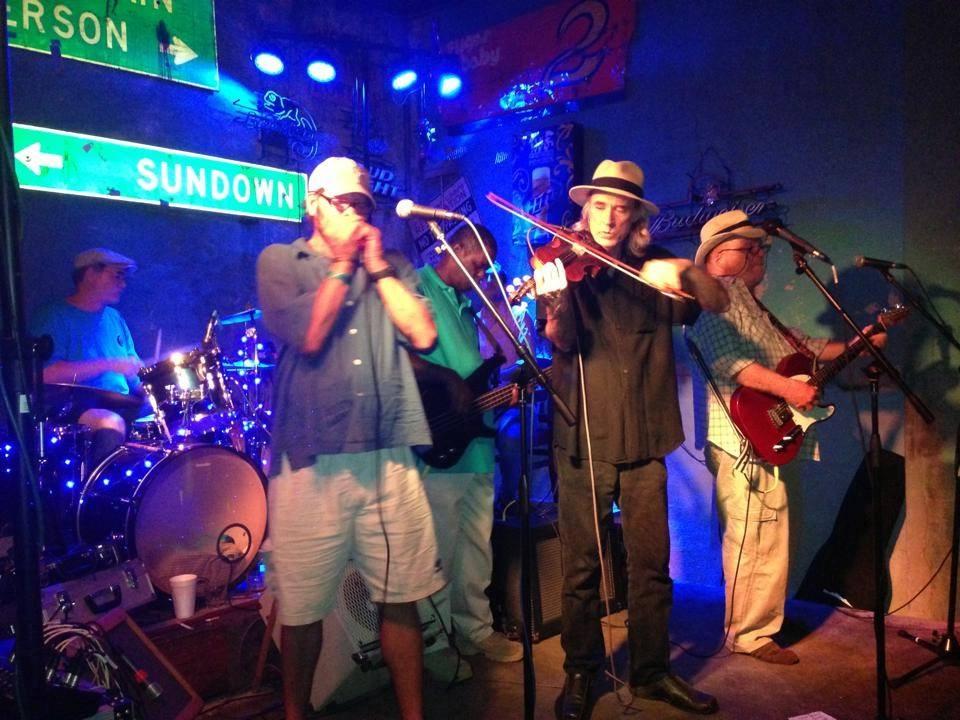 The Bluesaholics