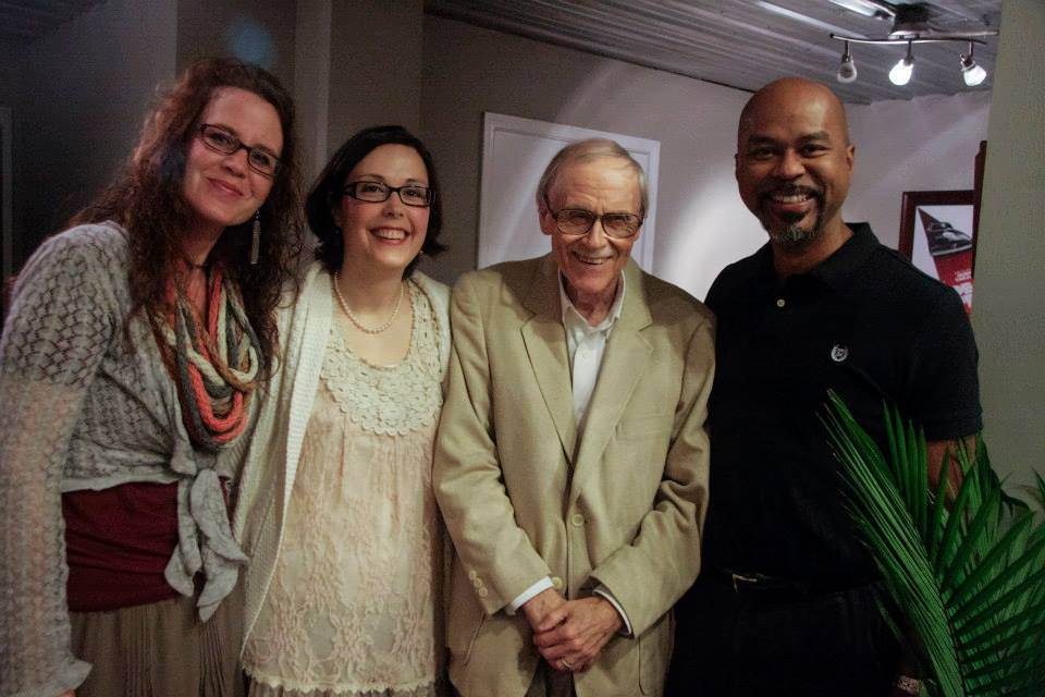 Poetry Reading 2013: Veronica Schuder, April Honaker, Errol Miller, Genaro Ky Ly Smith