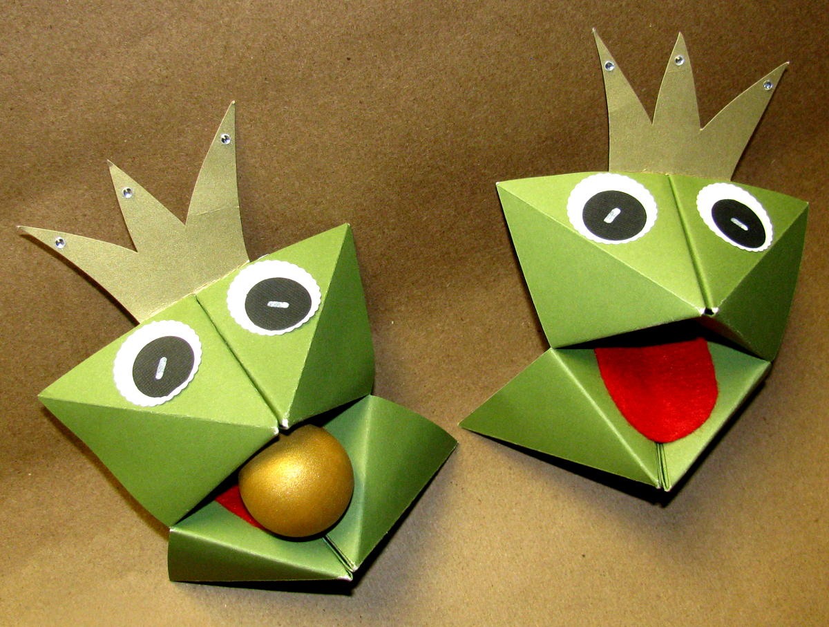 Christiane Drieling's Frog Prince
