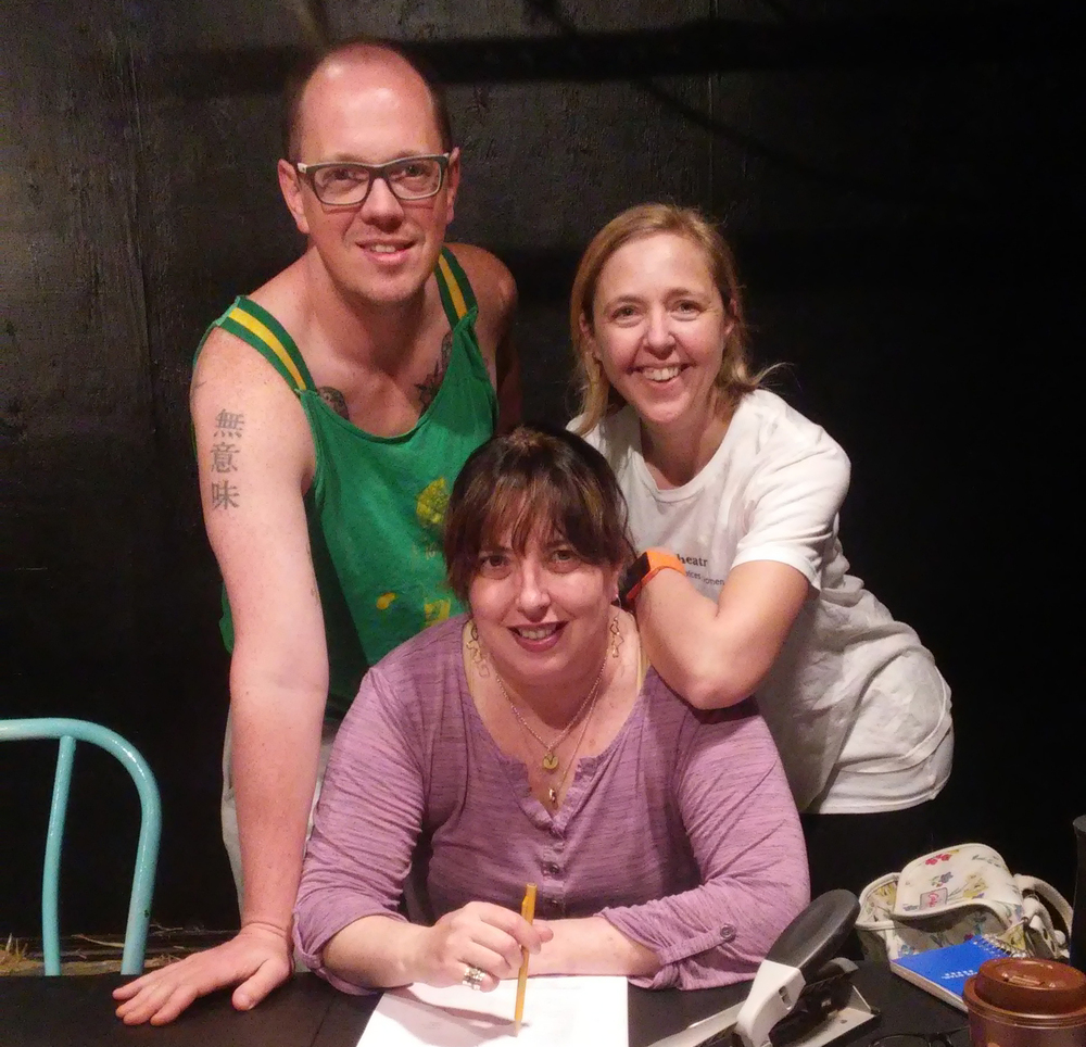 Jay Hardee, Deborah Randall, and Amy Rhodes