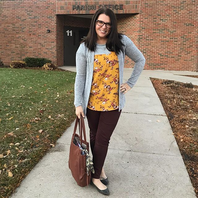 "Yesterday, I ""retired"" from @stitchfix 😩 It was a hard decision. It's been a job I've had for nearly three years that I've LOVED and recruited as many friends as possible to join! However, something had to be eliminated to enable me to be better for my family - and honestly, for myself. I'm sure I won't work less (anyone who knows me knows this!) but I hope to not be split into so many directions.  To all of my wonderful Stitch Fix leaders, thanks for an awesome experience with an incredible company, I'll miss you. In honor of this day, I'm wearing head to toe Stitch Fix from the last Fix I styled for myself! 🙌🏼 #stitchfixstyle #stitchfix"