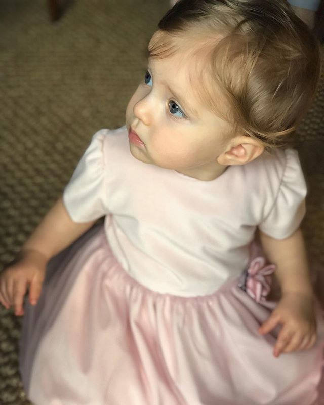 Happy 1st birthday to the queen of our hearts, our loveliest @sculforina. Proud as punch to be her parents @paulsculfor ❤️👑❤️ #Sculforina #1stBirthday #BabyGirl