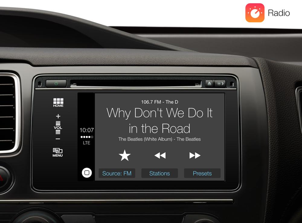 app-radio