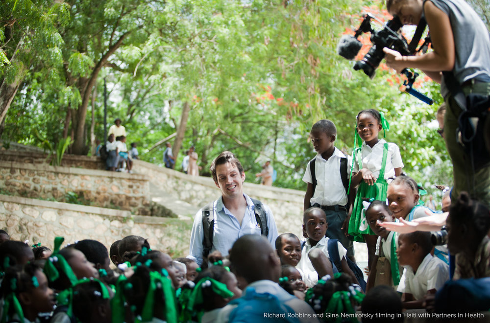 """The hope is that the stories make you feel and inspire action,"" said Girl Rising CEO Christina Lowery. -"