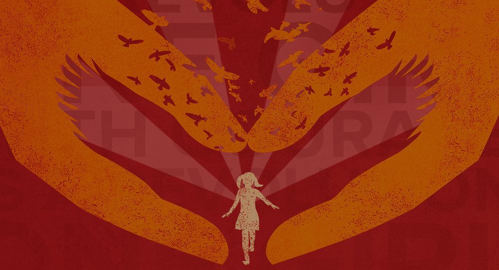 Girl Rising began as a film. -