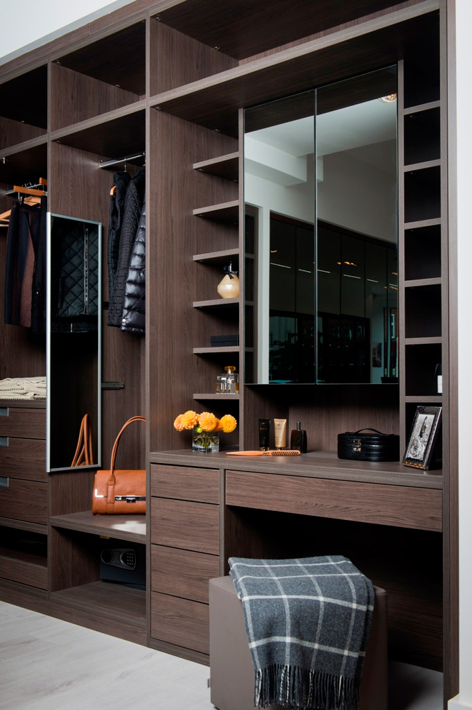 Walk in wardrobes dressing rooms neatsmith for Dressing unit design