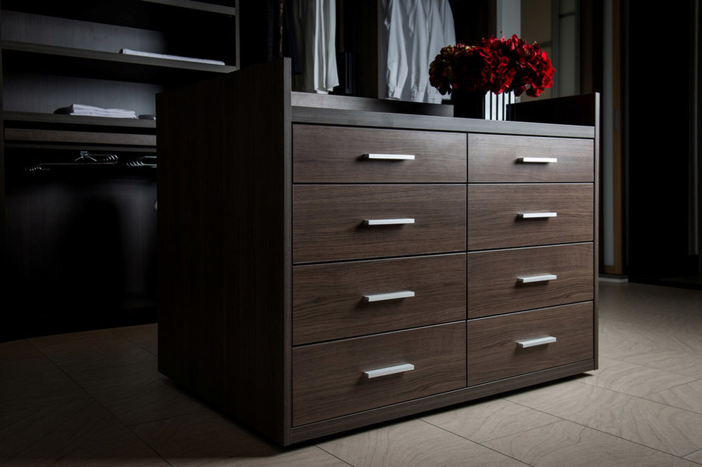 Anthracite Drawer unit