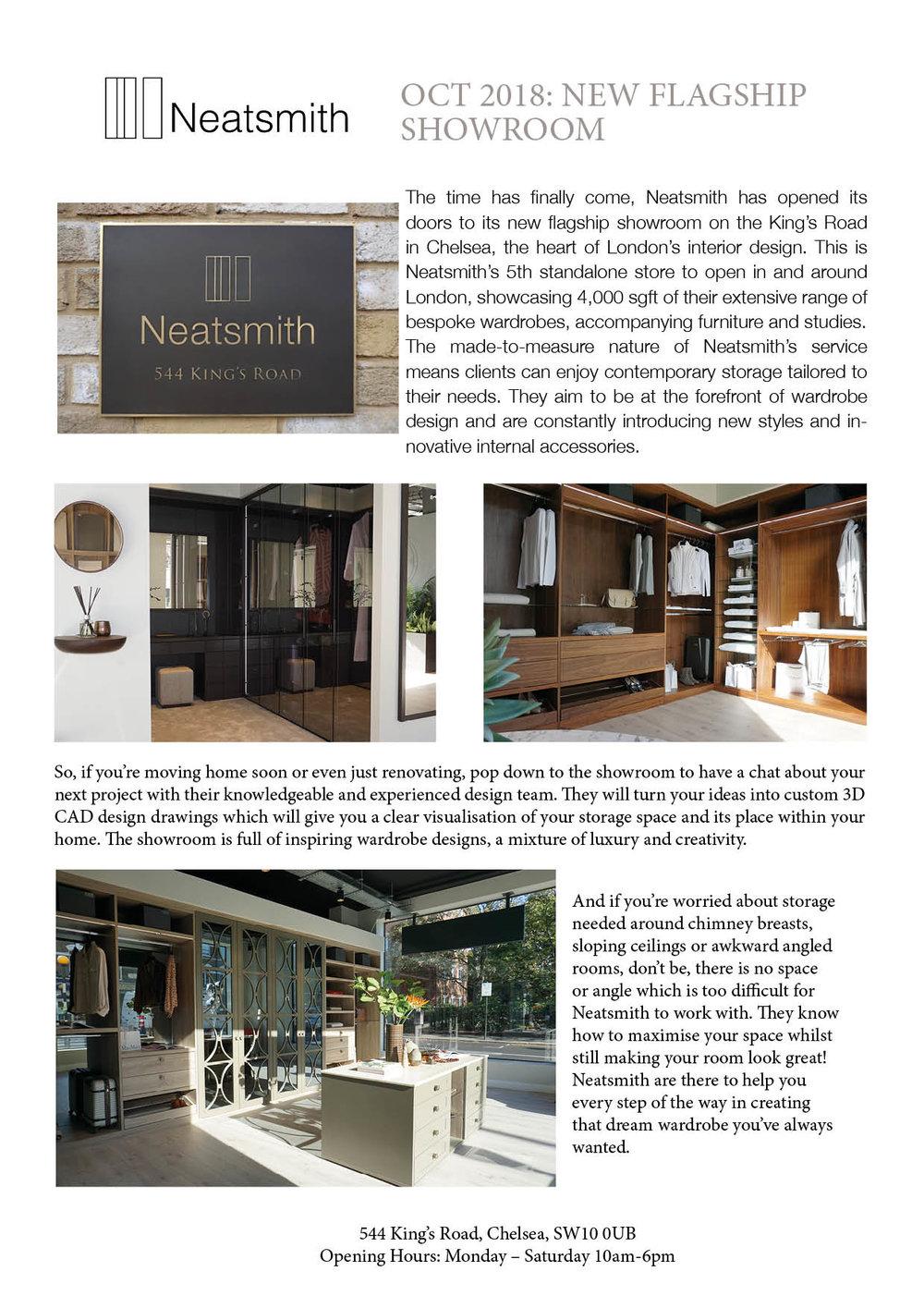 New Flagship Showroom -