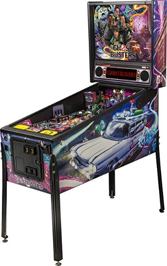 Ghostbusters Pinball (2016)