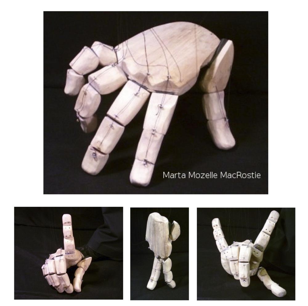 Hand Marionette, 2007