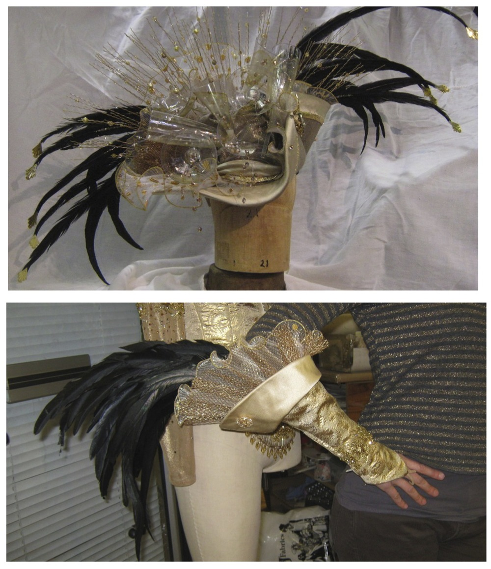 Champagne Girls, Carelli's Costumes 2014