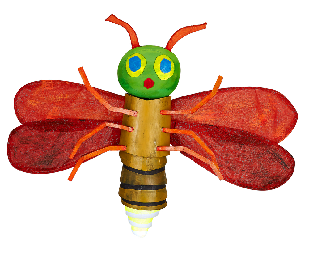 The Very Hungry Caterpillar Show, the Puppet Kitchen 2014