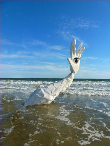 Seafoam Sleepwalk, Basil Twist 2013