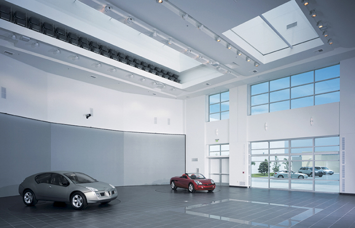 hyundai kia motors america design technical facility. Black Bedroom Furniture Sets. Home Design Ideas