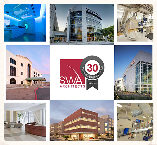 This year, SWA Architects is celebrating 30 years of design innovation (1985-2015).