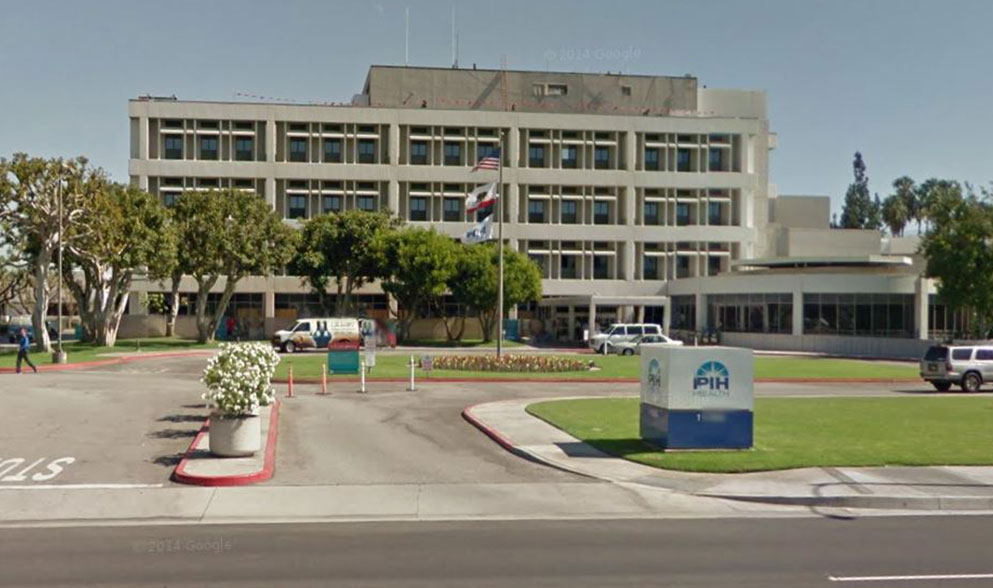 Pih Downey Medical Center Gets Top Honor For Work Fighting