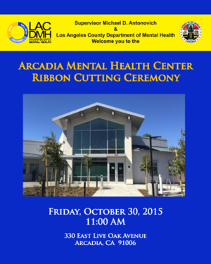 Arcadia Mental Health Center Breaks Ground Later This Month Swa