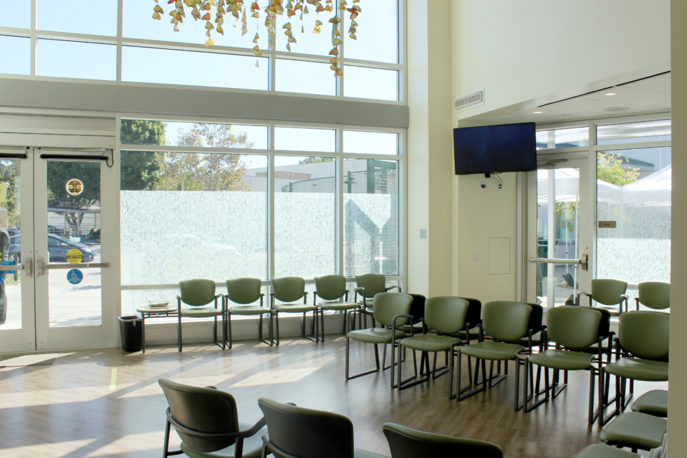 Interior - main lobby