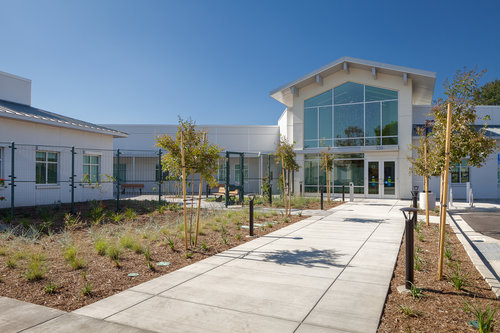 Arcadia Mental Health Center Outpatient Center Swa Architects