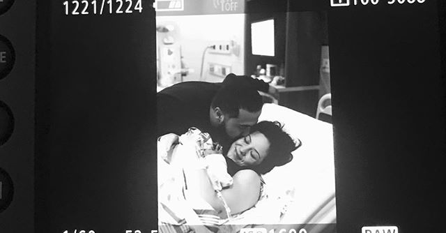 Up all night waiting on the arrival of baby N! All worth it for these first moments! #birthphotographer #firsttimeparents #babyboy #welcometotheworld #hmnphotography #backofthecamera #iphonepic