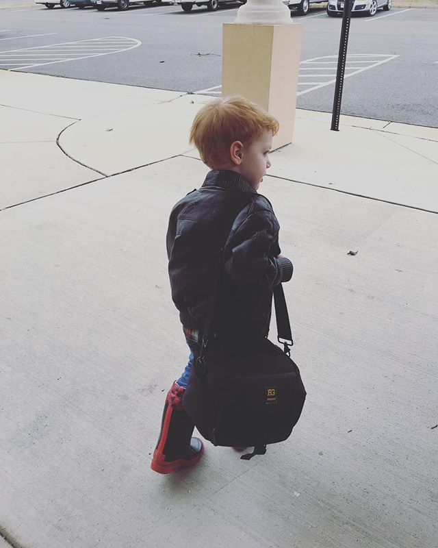 Cute little redhead helping me this week with some church announcements videos!  #redhead #henryhans #bighelper #hmnphotography #hmnfilms #churchannouncements