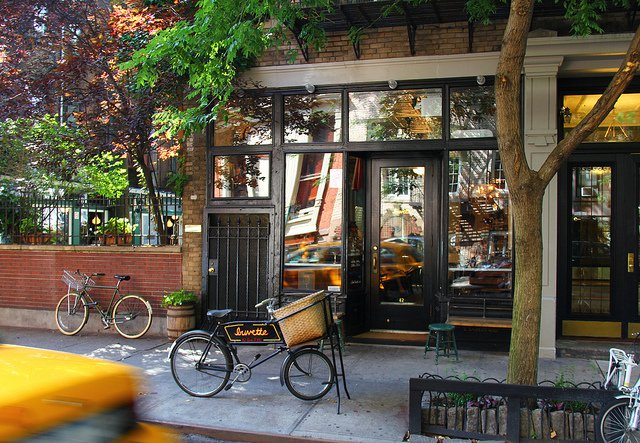 Buvette in the West Village