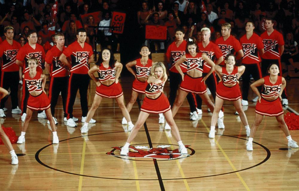 From the movie Bring it On