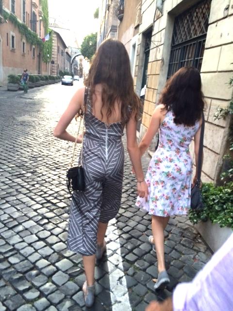 Via Giulia Rome