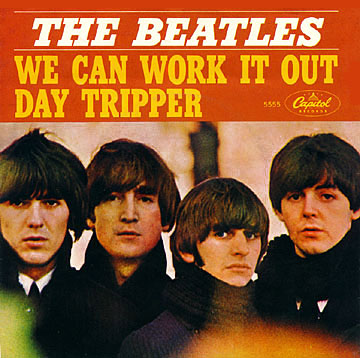 From the Beatles album Day Tripper