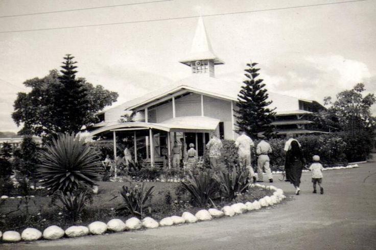 Clark AB Chapel