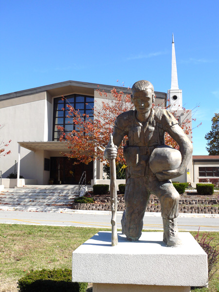FT CAMPBELL CHAPEL