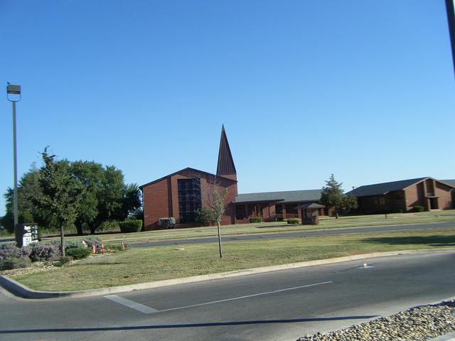 Dyess AFB Chapel