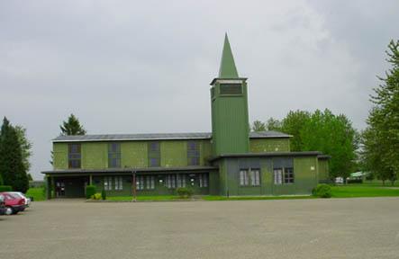 Evreux Base Chapel
