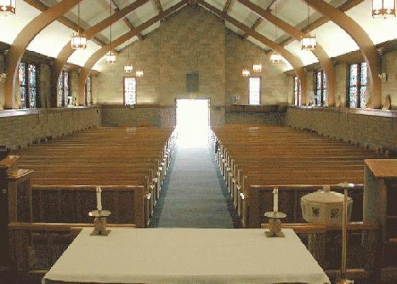 GROTON SUB BASE CHAPEL