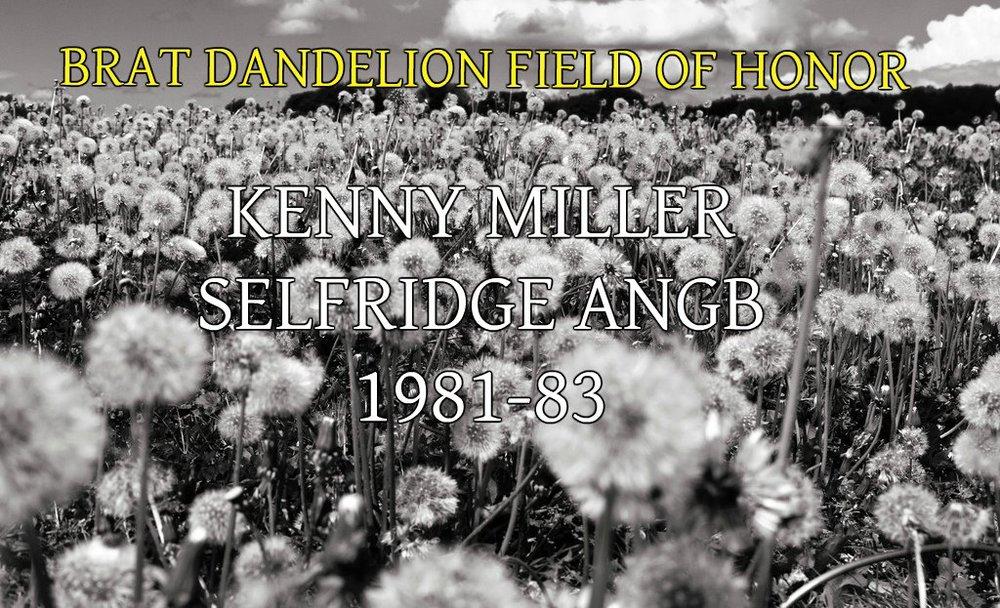KENNY MILLER SANGB