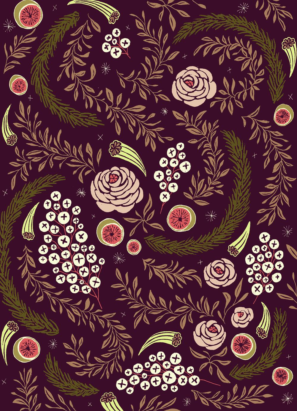 Karen Flora Pattern Color Autumn.jpg