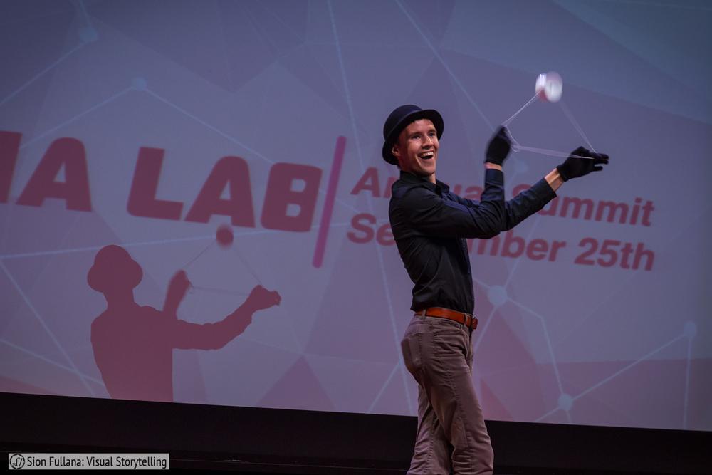 New York Tech Meetup, September 2015
