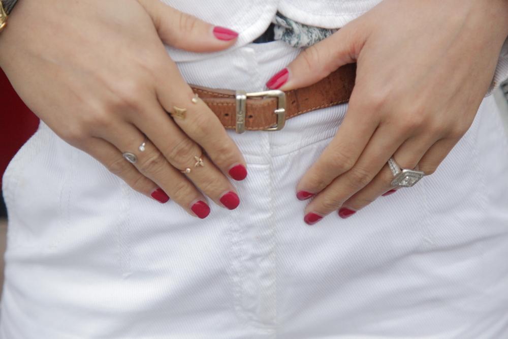 Mis anillos de Louis Vuitton