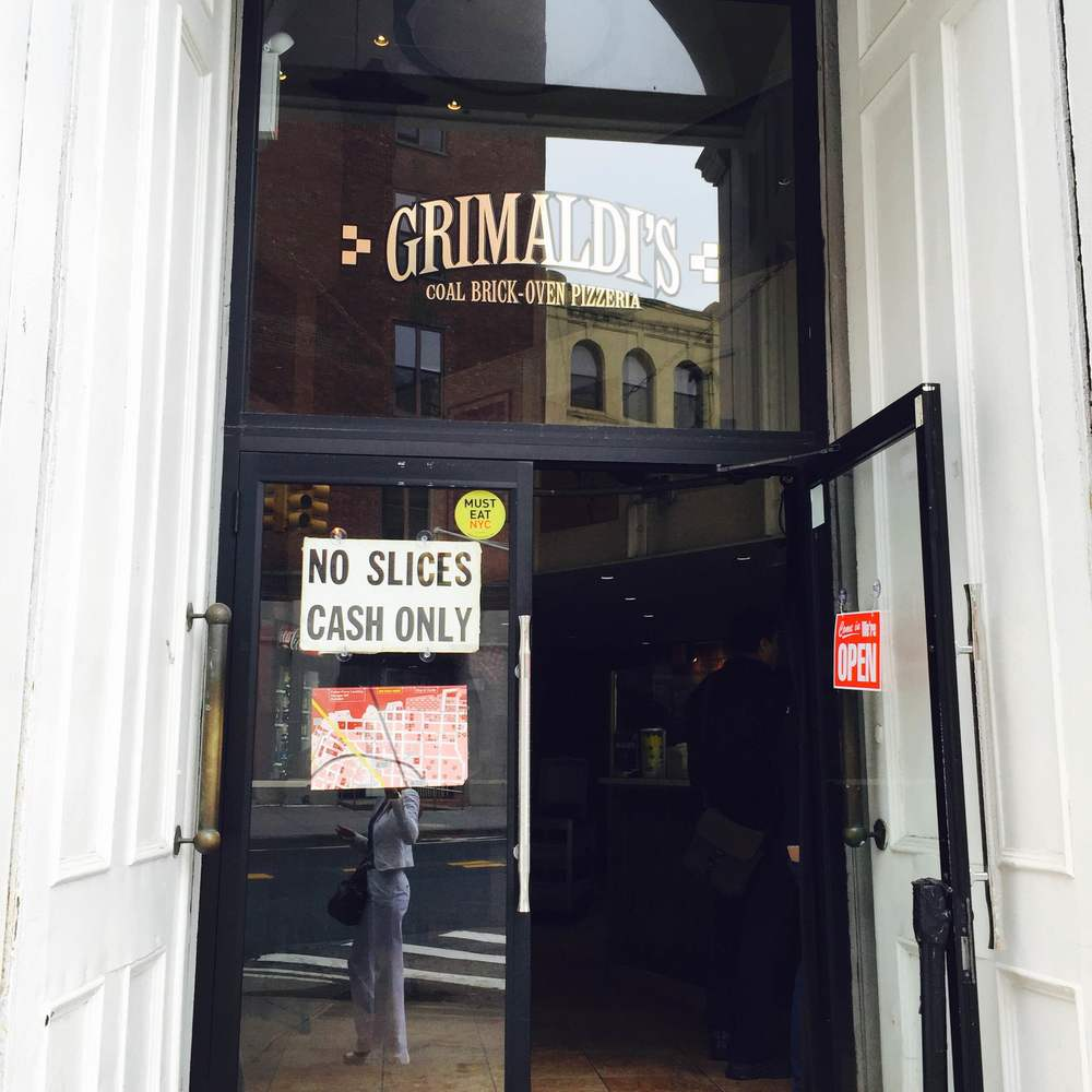 Pizzería Grimaldis