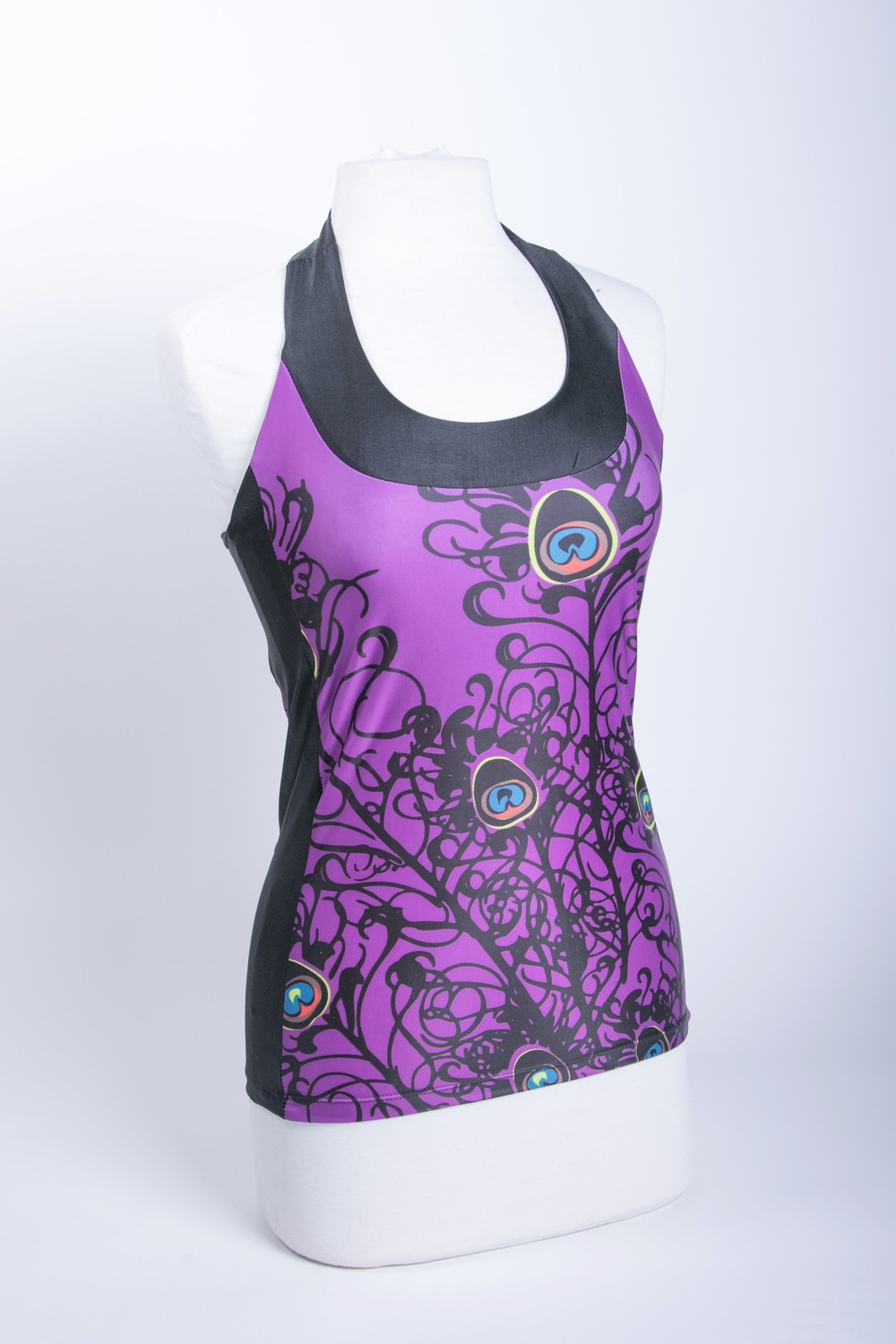 Women's cycle top made by Moxie Cycling