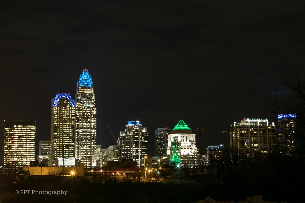 Charlotte, NC Skyline image