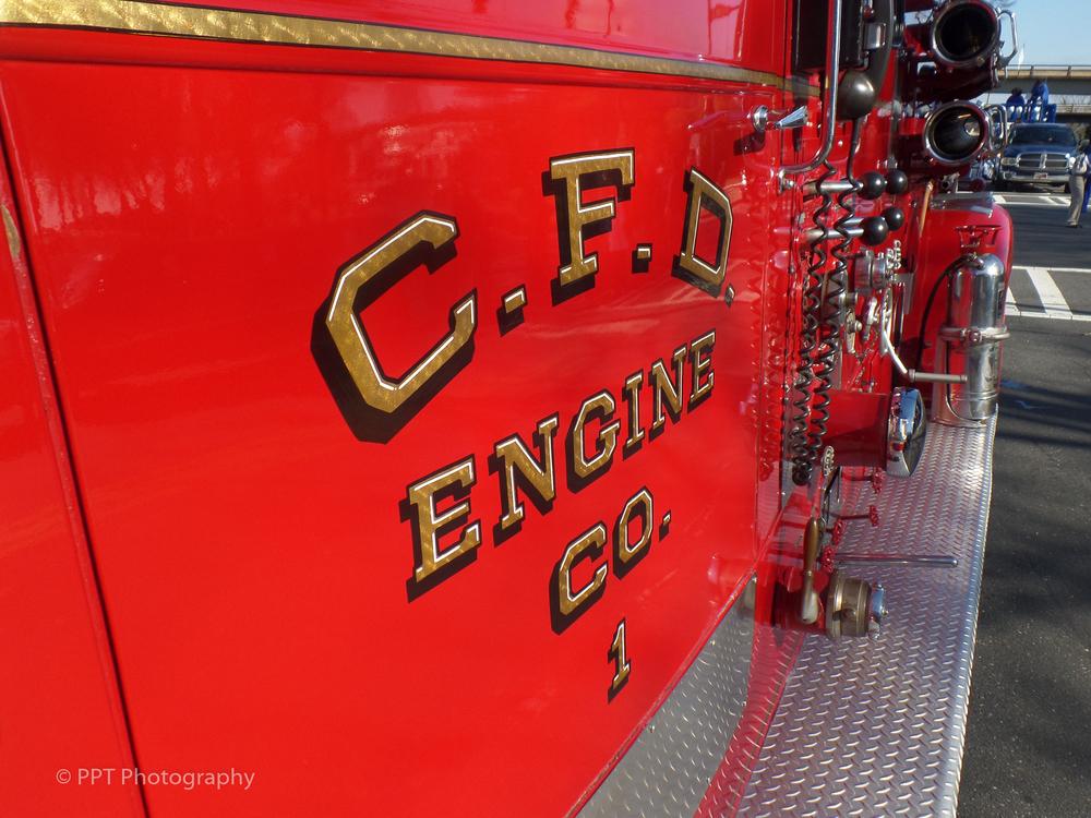 Charlotte, NC Fire truck