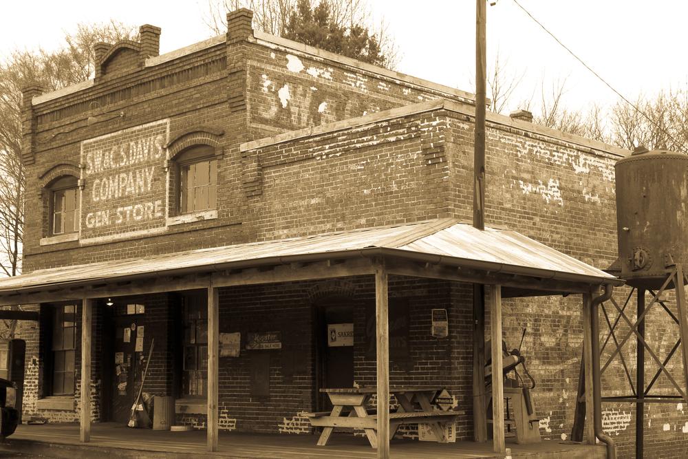 S.W. Davis General Store,  Charlotte, NC