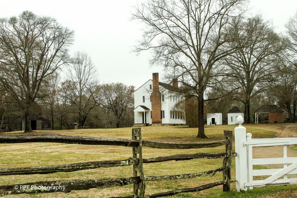 "Latta Plantation ""Big house"" Huntersville, NC"